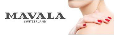 Mavala nail polish image red nails