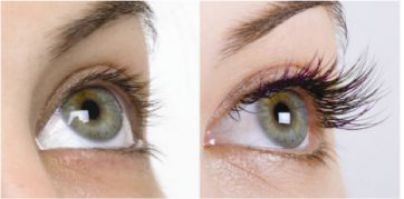 before and after lash fx eyelash extesions